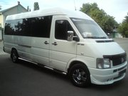 Заказ микроавтобуса на свадьбу Одесса