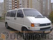 VW Transporter 4 - Грузопассажирский фургон