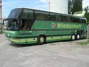 Пассажирские перевозки автобусом Неоплан 116 Киев и Украина