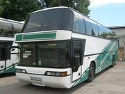 Пассажирские перевозки автобусом Неоплан Киев и Украина