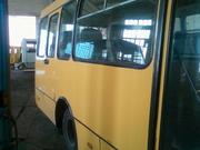 Кузовной ремонт автобусов, микроавтобусов.