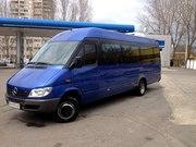 Пассажирские перевозки в Одессе