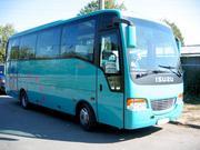 Заказать автобус IsuzuTurkuaz 30 пассажирских мест за границу