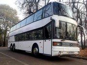 Аренда автобуса 40-50-60-70 мест .Киев
