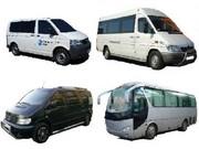 Пассажирские перевозки по Хмельницку,  Киеву,  международные,  европе.